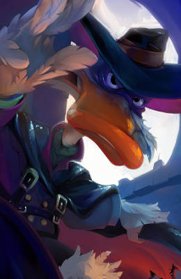 Thread Contributor: Darkwing Duck